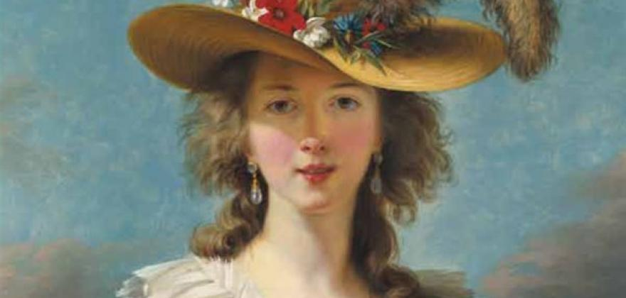Elisabeth Vigée Le Brun at the Grand Palais