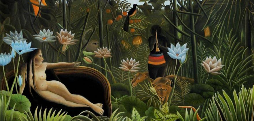"""The Douanier Rousseau, the """"must see"""" of Paris spring"""
